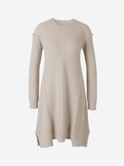Alpaca Wool Knit Dress