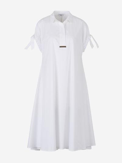 Vestido Popelina de Algodón