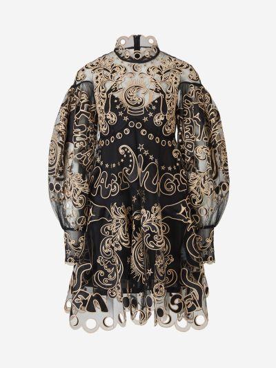 Ladybeetle Tulle Dress