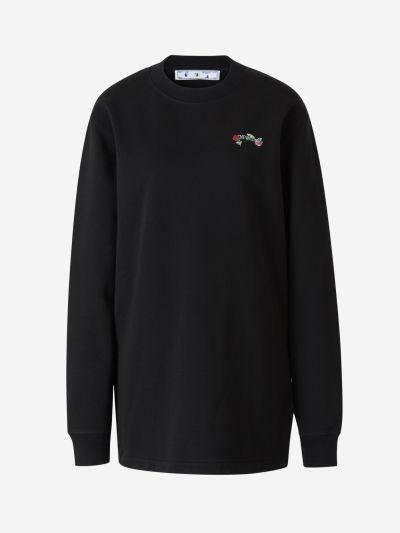 Sweatshirt Style Dress