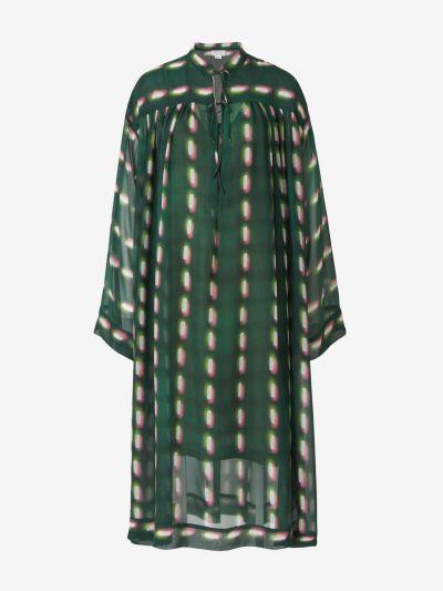 Vestido Estampado Estilo Túnica