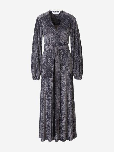 Nora Velvet Dress