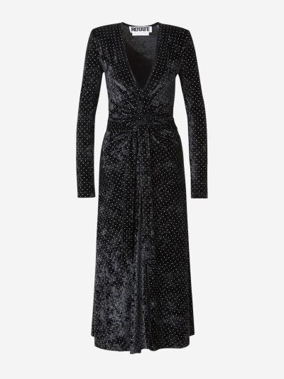 Lily Velvet Dress