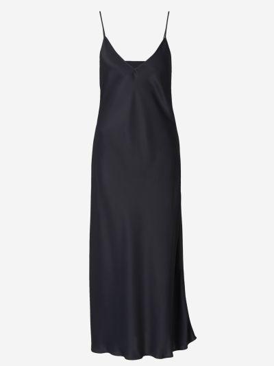 Vestido Slip Midi