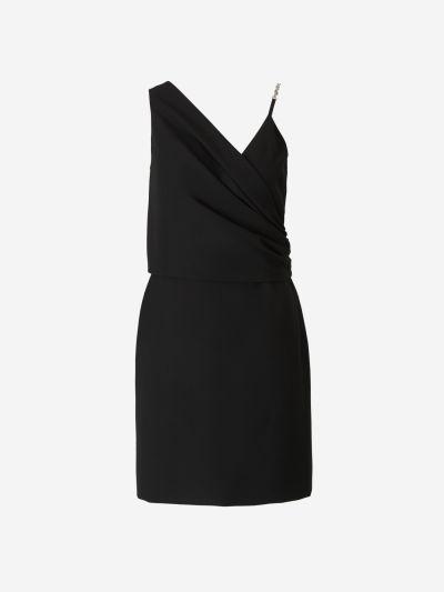 Asymmetric Chain Dress