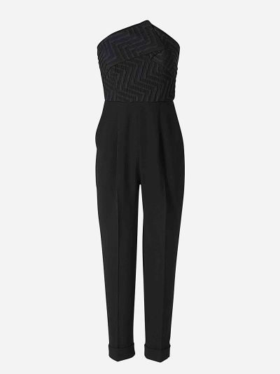 Haye Strapless Jumpsuit