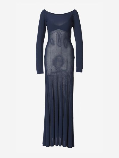 La Robe Maille Valensole Dress