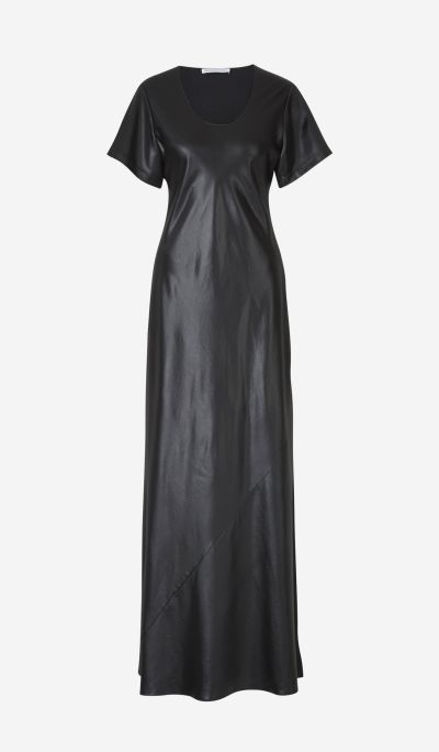 Wash & Go wet shine dress
