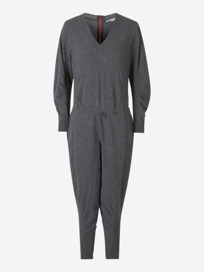 Wool Knit Jumpsuit