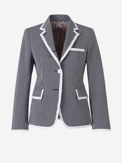 Classic Striped Jacket