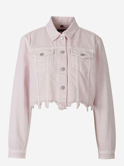 Faded Pandora Denim Jacket