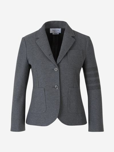 Short Cotton Blazer