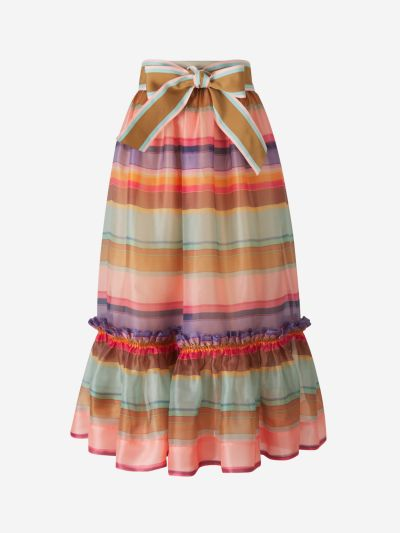 Rainbow Lovestruck Skirt