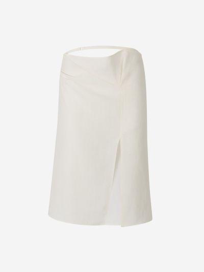 La Jupe Drap Skirt
