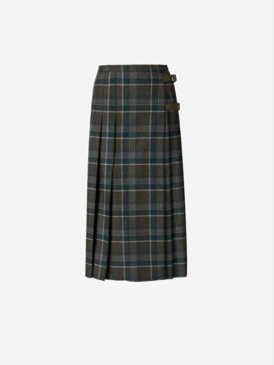 Plaid Scottish Skirt