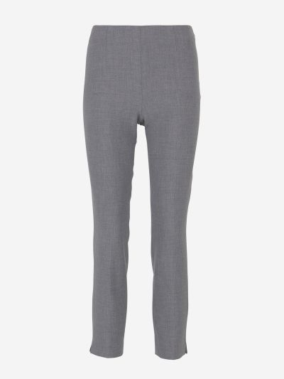 Cool Wool Ankle Trousers