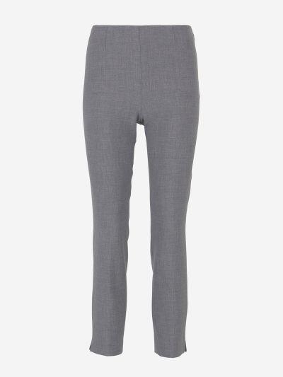 Pantalones Lana Fría Tobillo