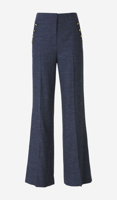 Herringbone Tuli Pants
