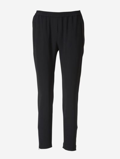 Elasticated Waisted Trousers.