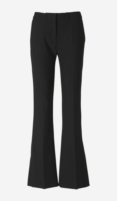 Pantalones Franja Satén