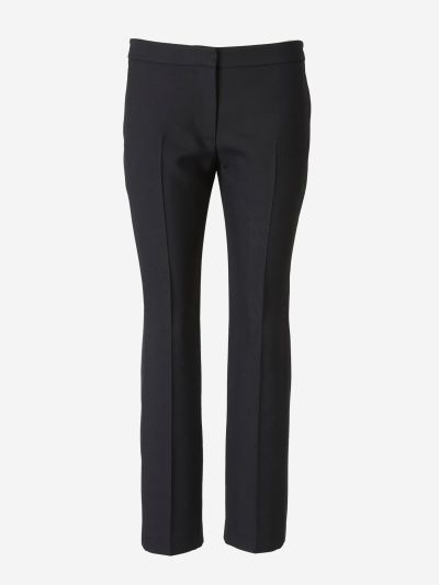 Satin Band Trousers
