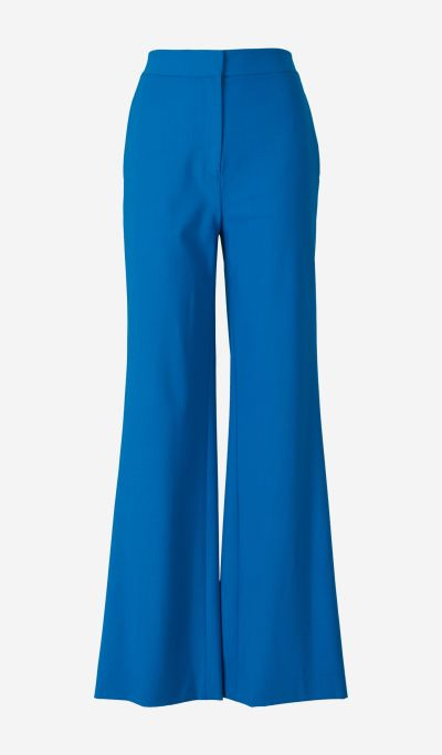 DVF Georgina Trousers  Cool Wool