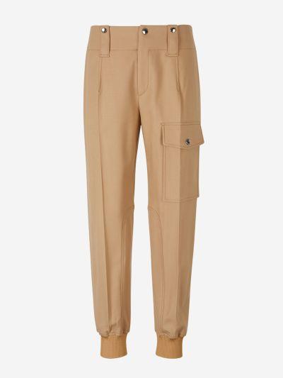 Straight Cargo Pants