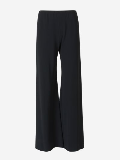Crepé Trousers