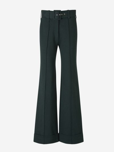 Belt Knit Pants