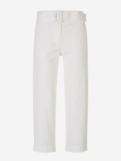 Twill Pants Belt