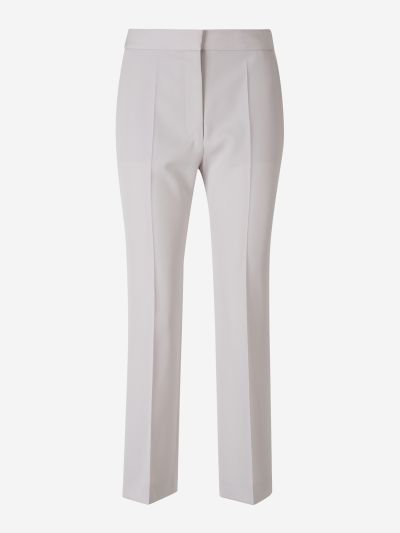 Wool Capri Pants