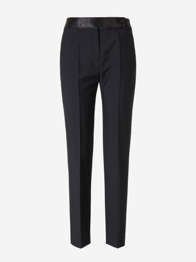 Slim Tuxedo Pants