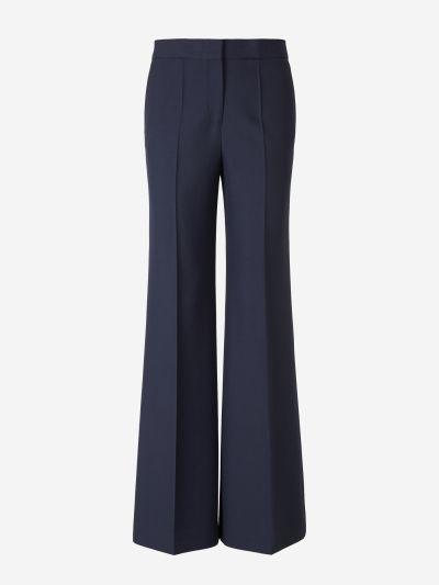 Pantalons Camal Ample