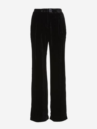 Velvet Shimmer Pants
