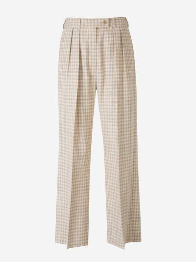 Tweed Design Pants