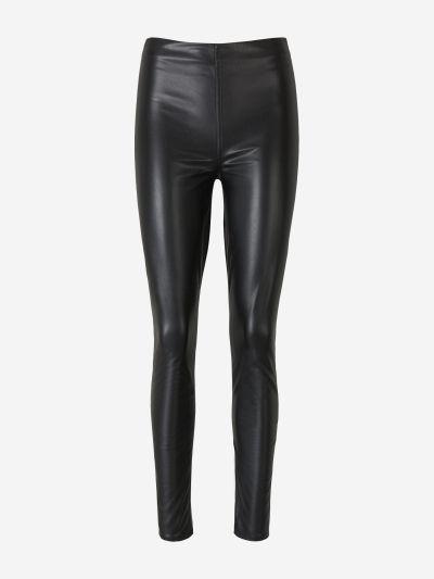 Leather Effect Leggings