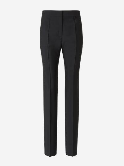Pantalons Slim Llana