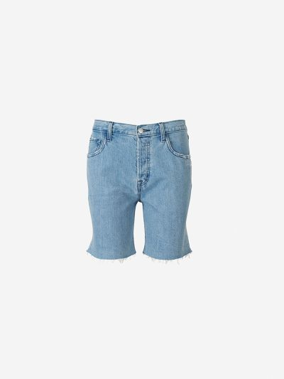 Denim Acoustic Bermuda shorts