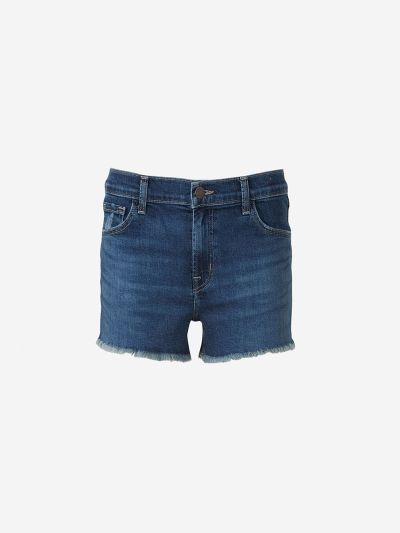 Denim Phoenix Shorts