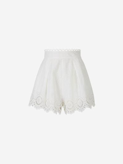 Bellitud Scallop Shorts