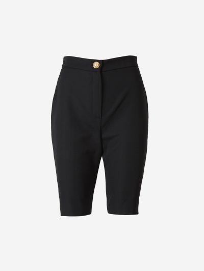 Wool Shorts