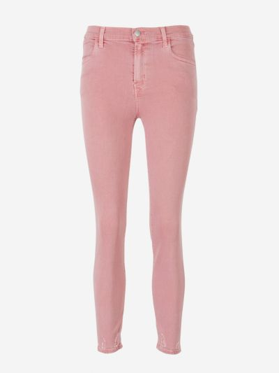 Awool pink jeans