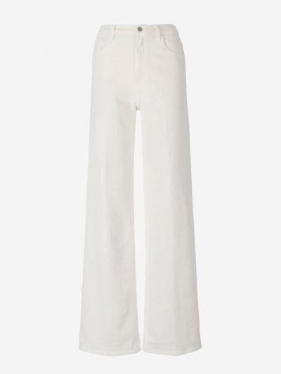 Elsa Hosk x JBrand jeans