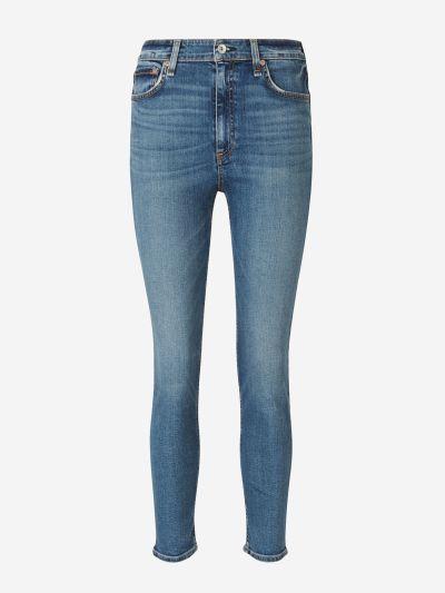 Jeans Skinny High