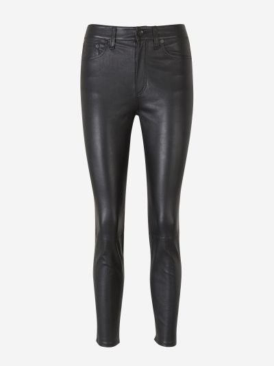 Nina Leather Pants