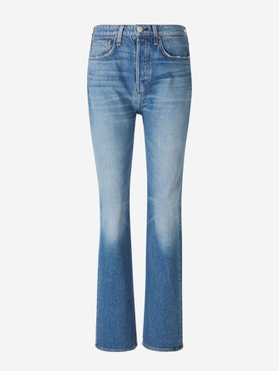 Jeans High-Rise Bootcut
