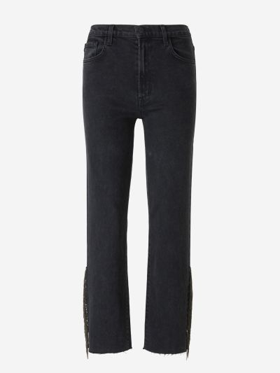 Jeans High-Rise Straight