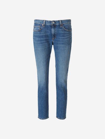 Jeans Low-Rise Boyfriend