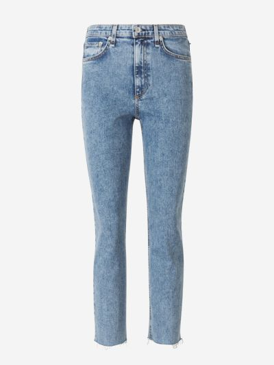 Jeans High-Rise Cigarette