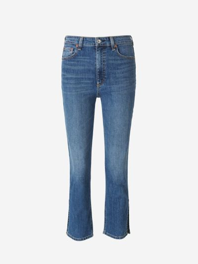 Jeans High-Rise Flare